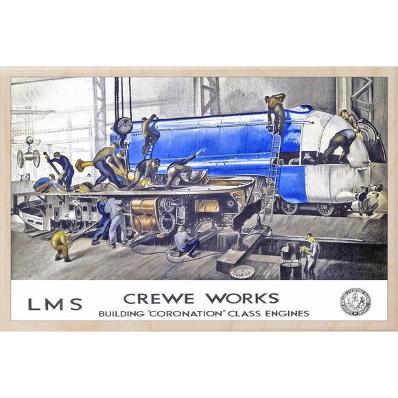 CREWES WORKS