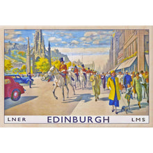 Load image into Gallery viewer, EDINBURGH PRINCES STREET