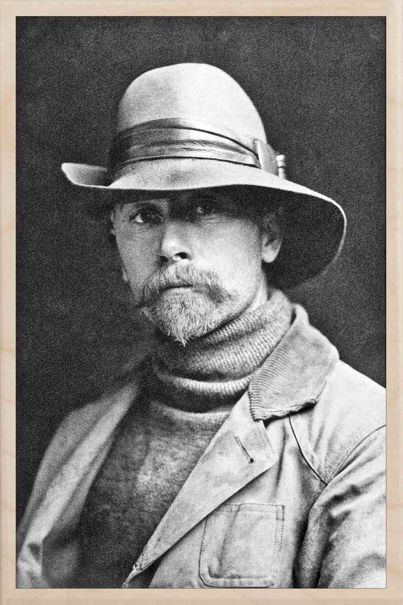 EDWARD S CURTIS