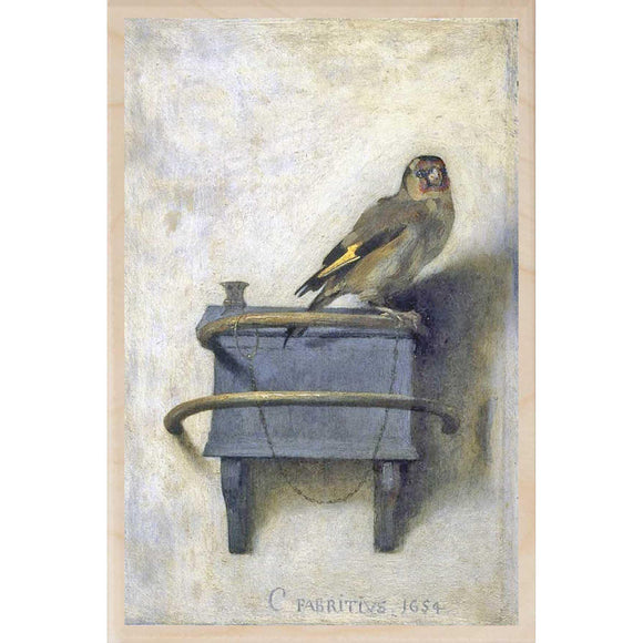 FABRITIUS, THE GOLDFINCH
