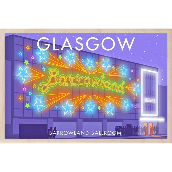 GLASGOW BARRROWLAND