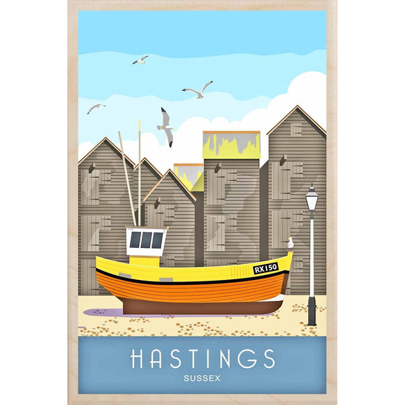HASTINGS NETS HUTS