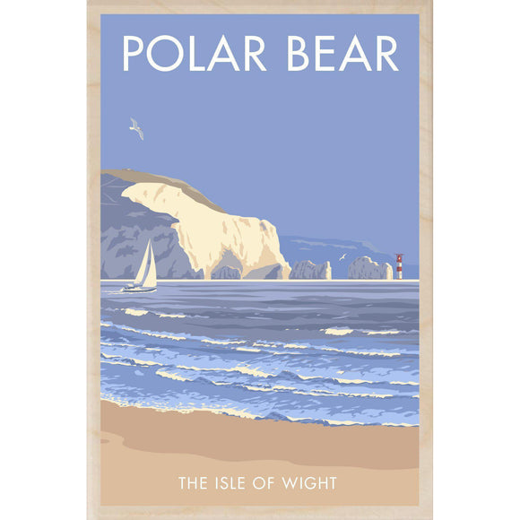 ISLE OF WIGHT, POLAR BEAR