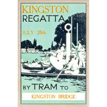 Load image into Gallery viewer, KINGSTON REGATTA