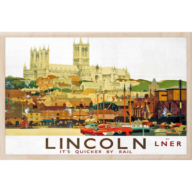 LINCOLN VIEW
