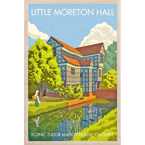 LITTLE MORETON HALL