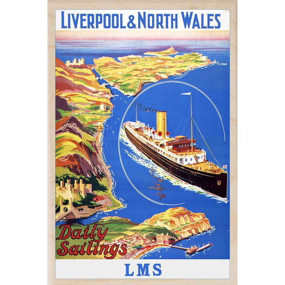 LIVERPOOL AND NORTH WALES