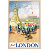 LONDON VISIT-[wooden_postcard]-[london_transport_museum]-[original_illustration]THE WOODEN POSTCARD COMPANY