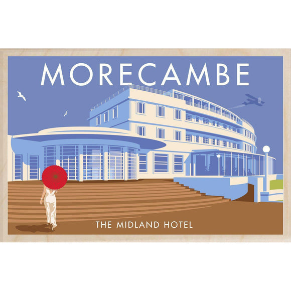 MORECAMBE, THE MIDLAND HOTEL