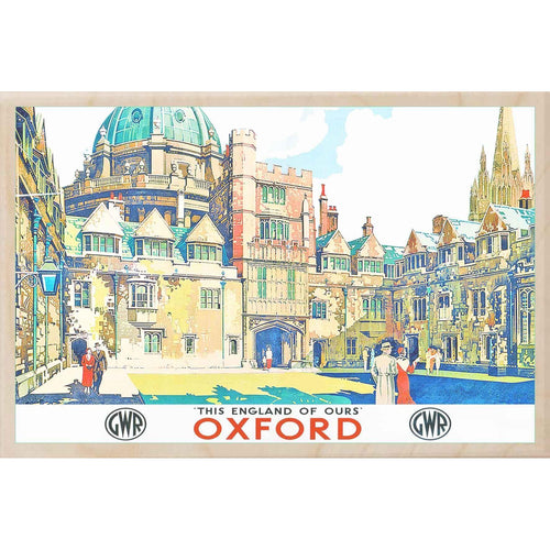 OXFORD, THIS ENGLAND