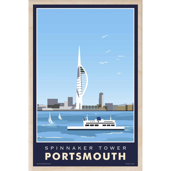 PORTSMOUTH SPINNAKER