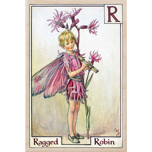 R RAGGED ROBIN FAIRY