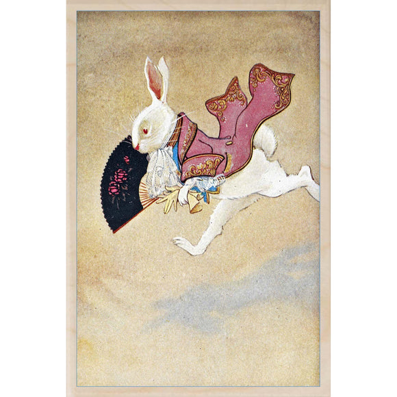 RACKHAM RABBIT