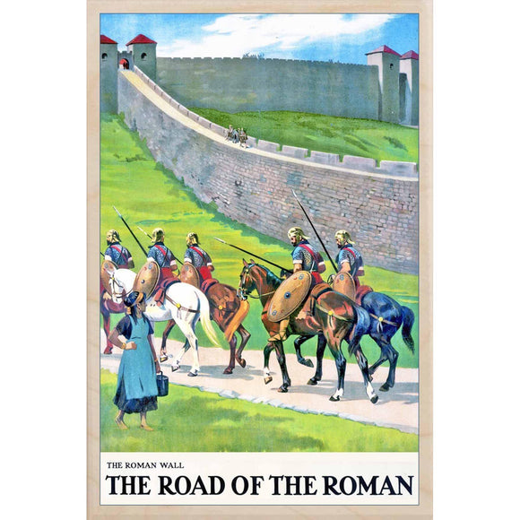 ROAD OF THE ROMANS