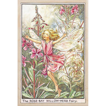 Load image into Gallery viewer, ROSE BAY WILLOW HERB FAIRY