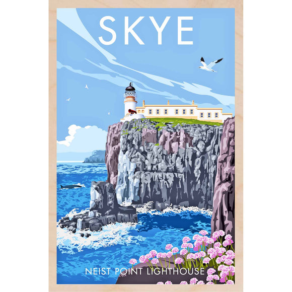 SKYE, NEIST POINT