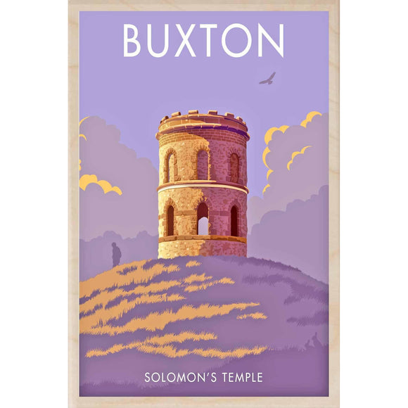 BUXTON - SOLOMON TEMPLE