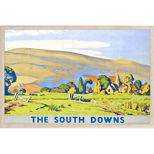 SOUTH DOWNS, ALFRISTON