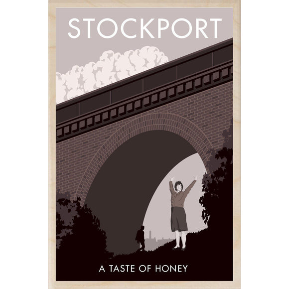 STOCKPORT A TASTE OF HONEY