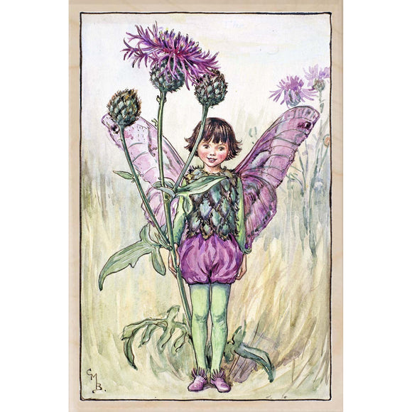 THISTLE SUMMER FAIRY