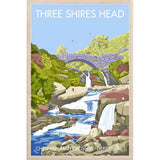 THREE SHIRES HEAD