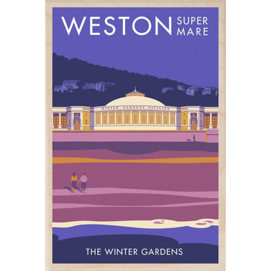 WESTON SUPER MARE WINTER GARDENS