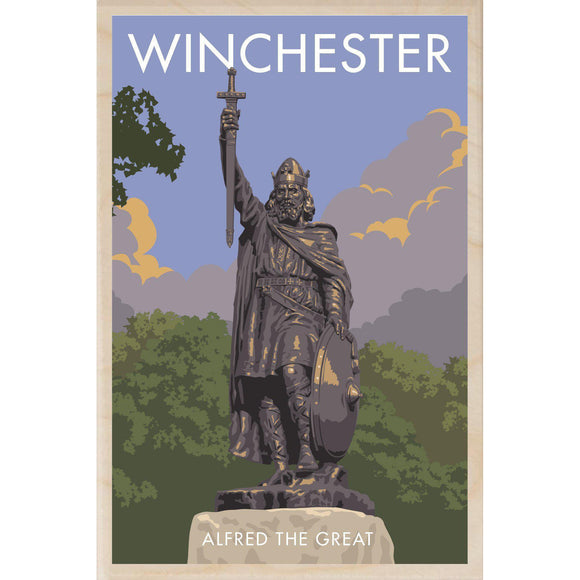 WINCHESTER, ALFRED THE GREAT