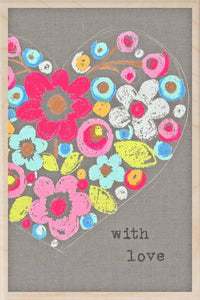 WITH LOVE-wooden_greeting_card_Sarah_Kelleher_Design=THE WOODEN POSTCARD COMPANY