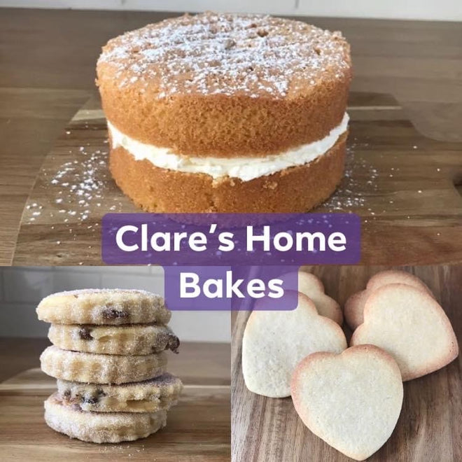 Clare's Home Bakes