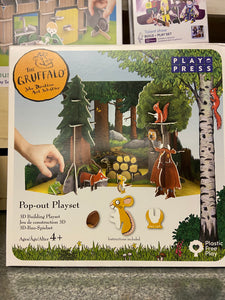 Play Press Eco Friendly Gruffalo Play Set