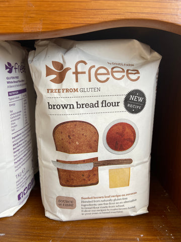 Gluten Free Self Wholemeal Bread Flour 1kg bag