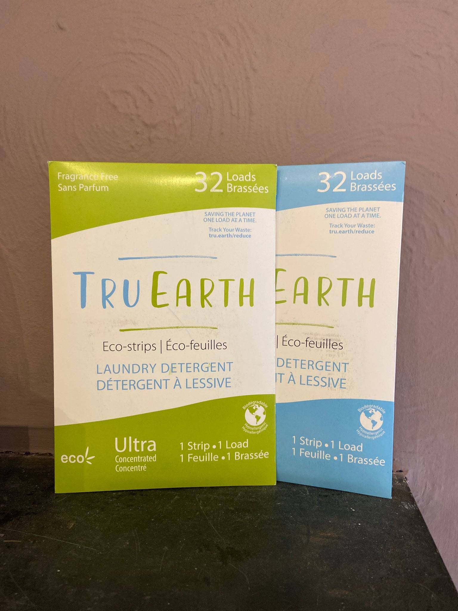 Tru Earth Laundry Eco-Strips - Unscented