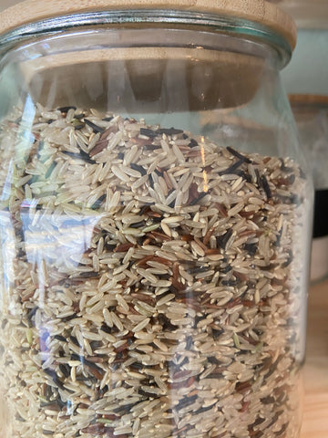 Wild Rice (Mixed)