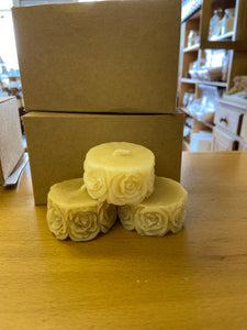 Beeswax Candle - Rose