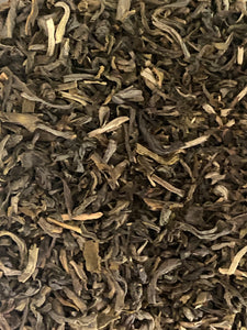 Morgan's Brew Green Tea and Jasmine Loose Leaf Tea