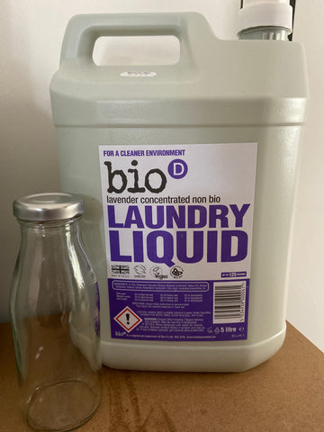 Lavender Laundry Liquid