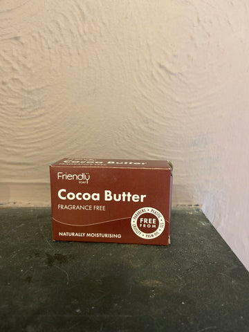 Friendly Soap Company - Cocoa Butter Cleansing Bar