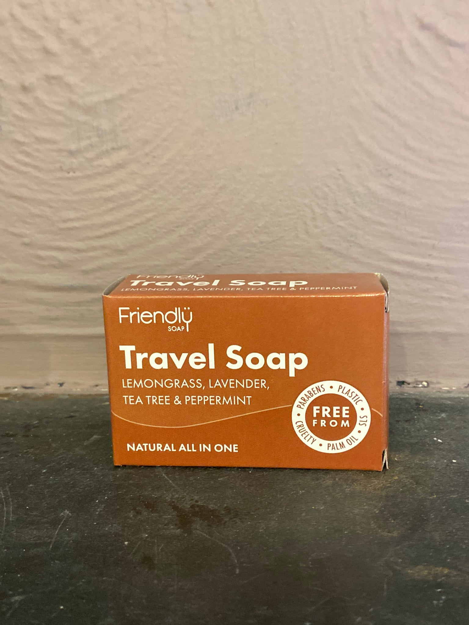 Friendly Soap Company - Travel Bar