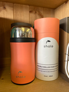 Shole Double Walled Food Flask