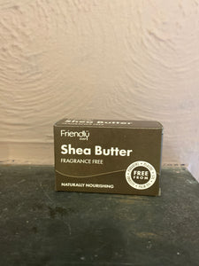 Friendly Soap Company - Shea Butter Cleansing Bar