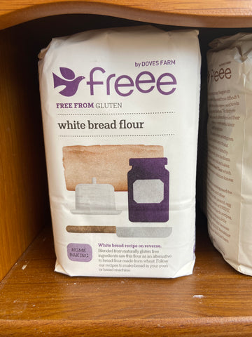 Gluten Free Self White Bread Flour 1kg bag
