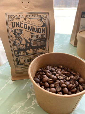 Uncommon Ground Espresso Coffee Beans/Ground
