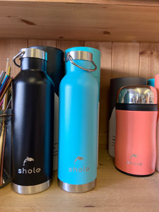 Shole Stainless Steel ReUsable Drink Bottle
