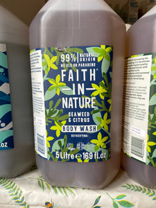 Seaweed & Citrus Body Wash