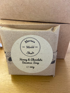 Beeswax Soap - Honey & Chocolate