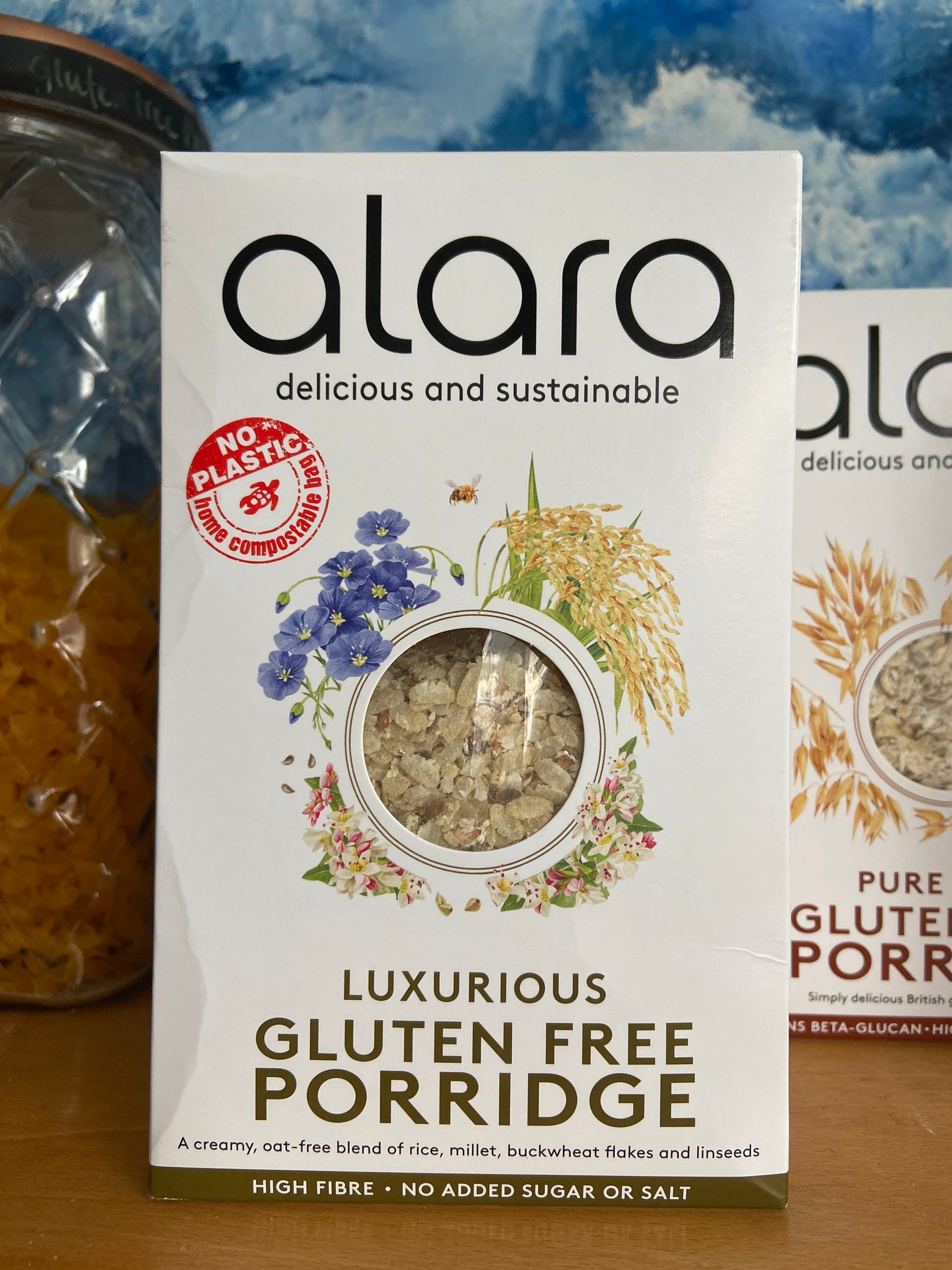 Alara Luxurious Gluten Free Porridge