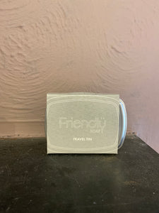 Friendly Soap Company - Travel Tin