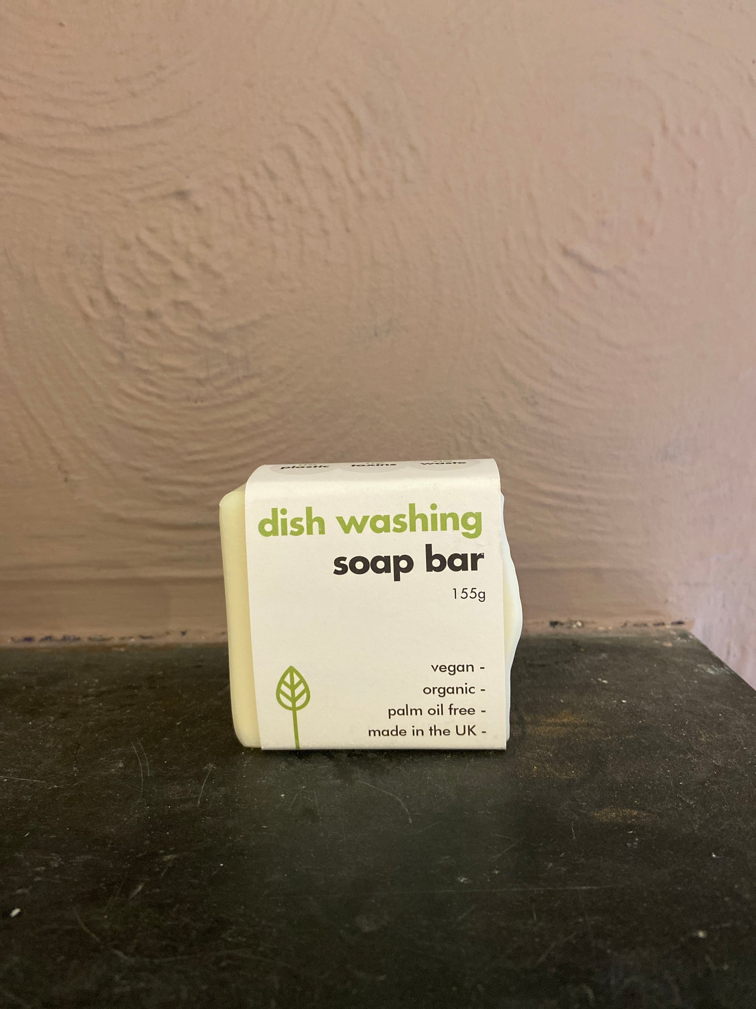 ecoLiving Washing-Up Soap Bar