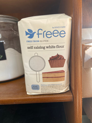 Gluten Free Self Raising Flour 1kg bag