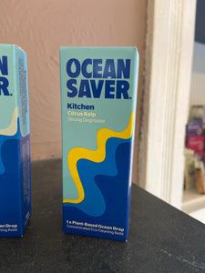 Kitchen Degreaser OceanSaver Cleaner Refill Drops
